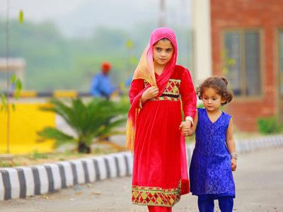 Orphan Children Pakistan
