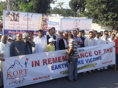 Earthquake Charities