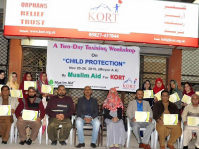Kort Partners With Muslim Aid Pakistan For Capacity Building And