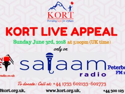 Kort Live Appeal