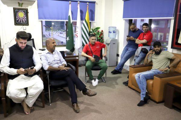 Adil Rashid - England Cricketer - News | KORT