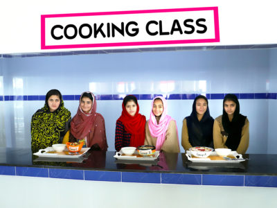 Cooking classes at KORT