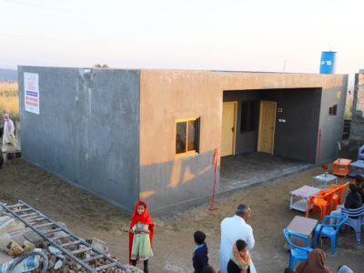 Earthquake Housing Project