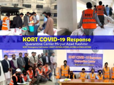 COVID 19 Charity Appeal KORT