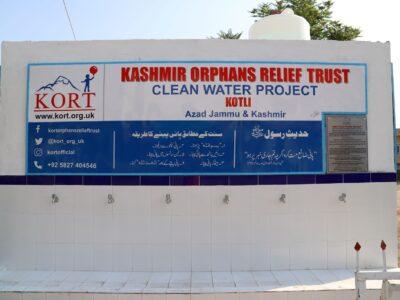 Clean Water Project Update - News | KORT