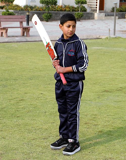 Cricket at KORT Complex