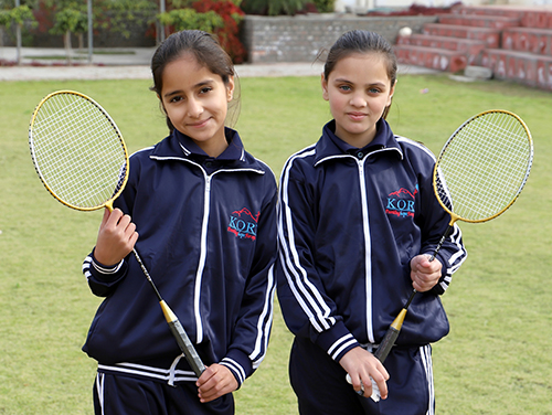 Sustainability of KORT - Girls PE class