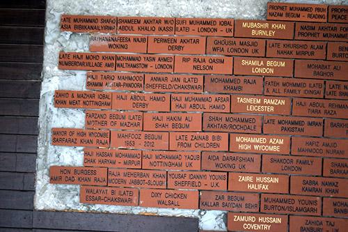 Sustainability of KORT Wall of appreciation