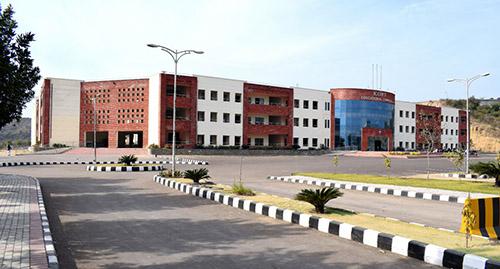 Sustainability of KORT | Main Building