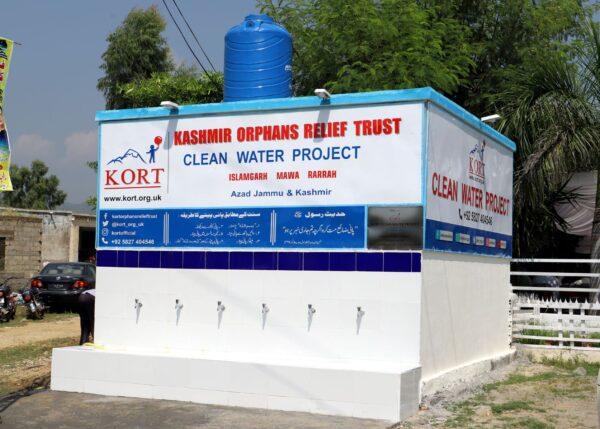 Water Filtration Plant - Safe Water | KORT
