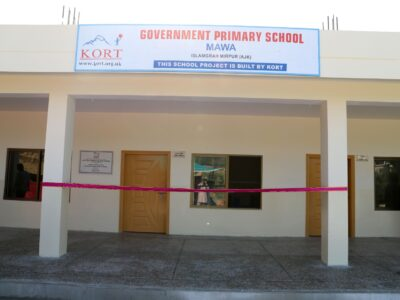 School in Mawa KORT